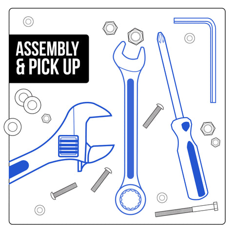 Free Assembly & Pick Up