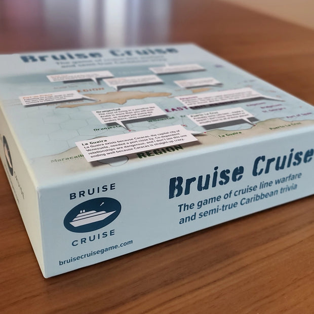 Bruise Cruise: Limited-run first edition