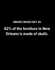Fact #6: New Orleans Skulls Unisex Premium T-Shirt