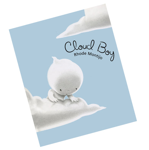 #3 Best Seller: Book: CLOUD BOY (signed with small sketch)