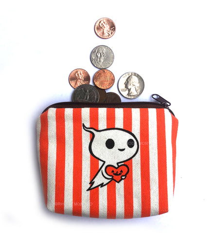 .New! SDCC 2019 VALENTINE GHOST Coin Purse