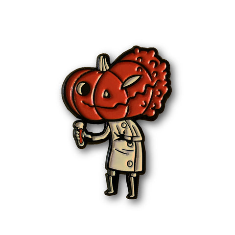 Enamel Pin: DR. JACKYLL & MR. HYDE- Reduced Shipping for Pin Only Order