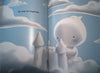 Cloud Boy Hard Back Interior Sample by Rhode Montijo