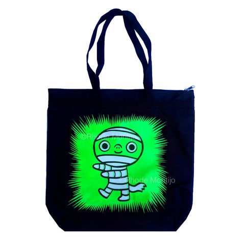 .New! SDCC 2019 Tote Bag: MUMMY