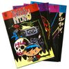 Book: Pablo's Inferno Comic Book Set (#2-#5) BACK IN STOCK!