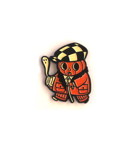 Enamel Pin: CHESTER: GHOST COLLECTOR