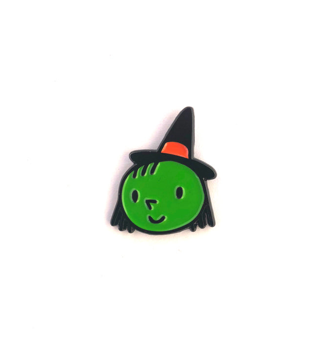 Enamel Pin: GOOD WITCH