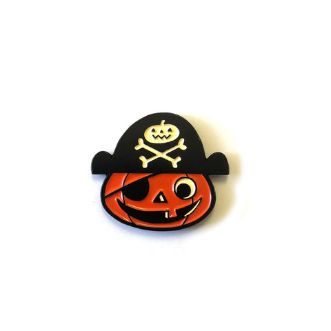 .New! SDCC 2019 Enamel Pin: PIRATE PUMPKIN