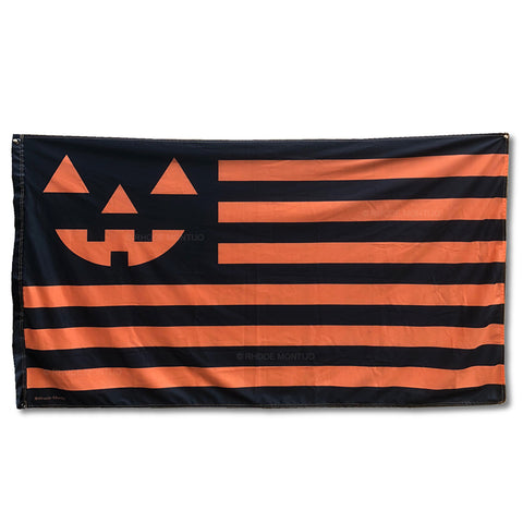 """UNITED"" Large 3 x 5 ft. Halloween Flag by Rhode Montijo"