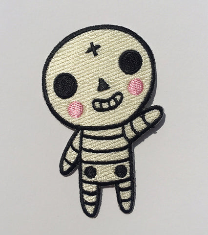 .New! San Diego Comic Con 2017 Embroidered Patch- SKELETOWN (boy)