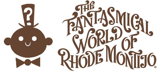 The Fantasmical World of Rhode Montijo