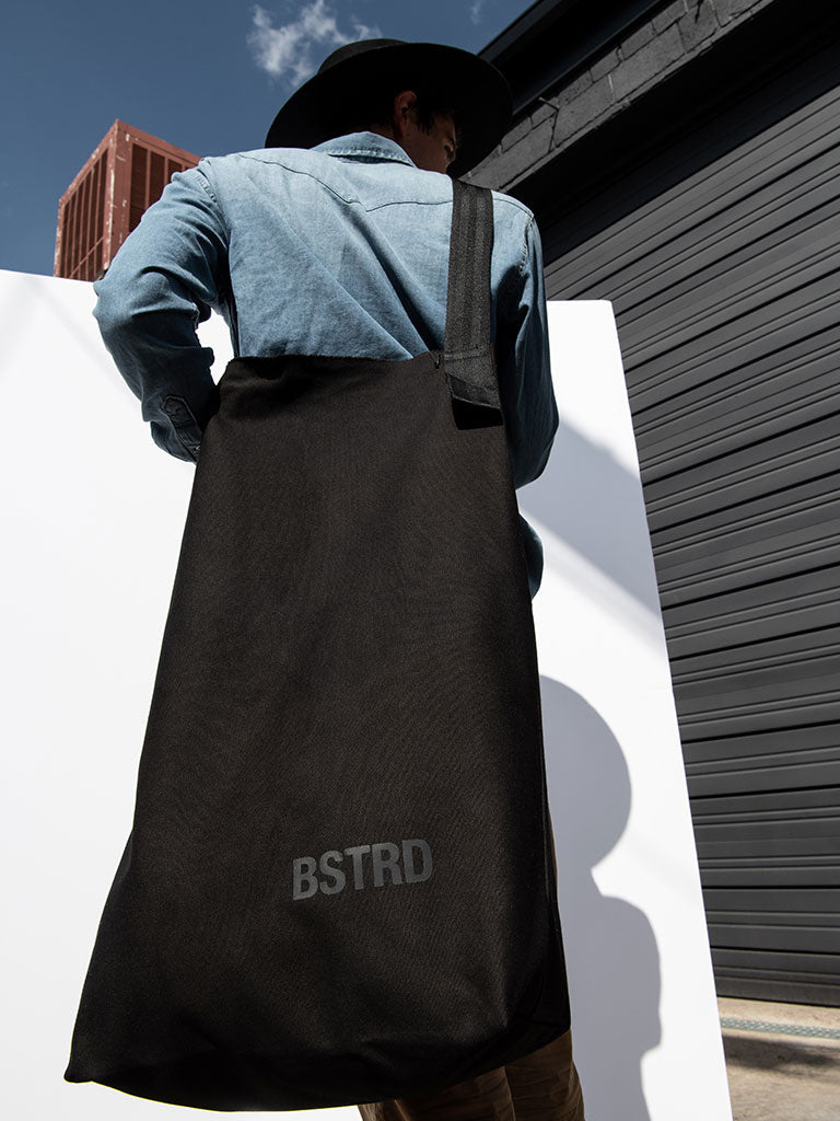 BSTRD CANVAS DUFFLE