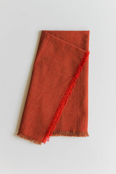 Fire Napkins, A Pair