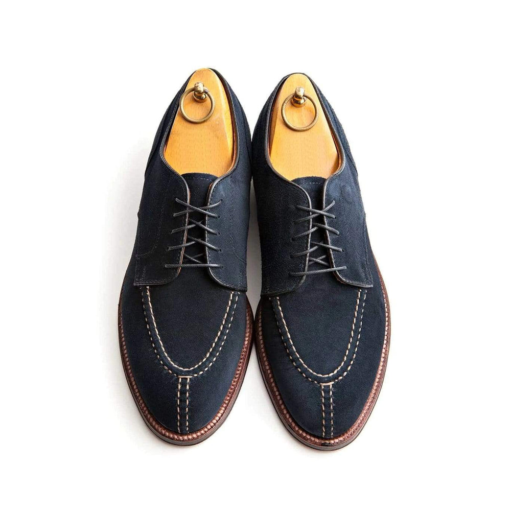 BESPOKESTORES Clothing, Shoes & Accessories:Men's Shoes:Boots Beautiful Lace Up Black Suede Leather Split Toe Men's Foot Wear