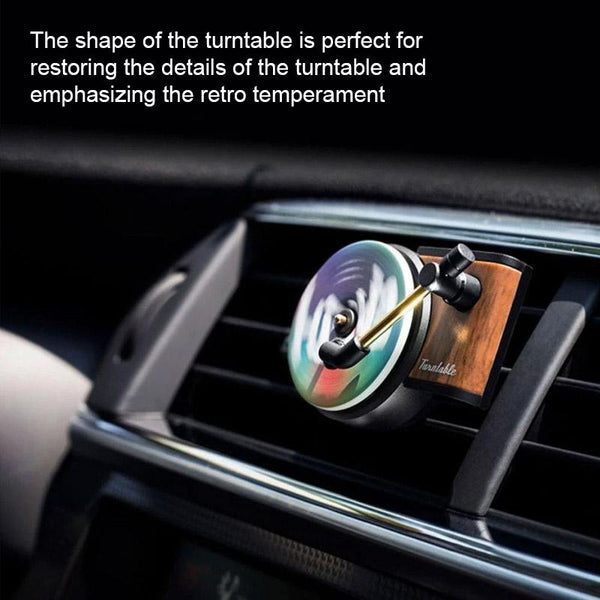 Record styling car perfume, A Unique & Stylish Gift
