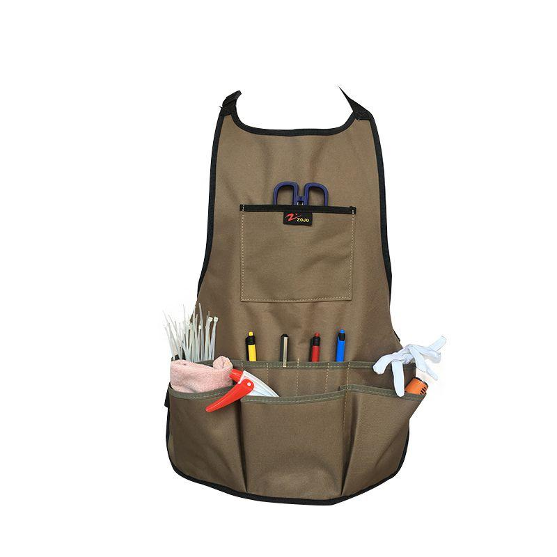 Apron with Multiple Pockets