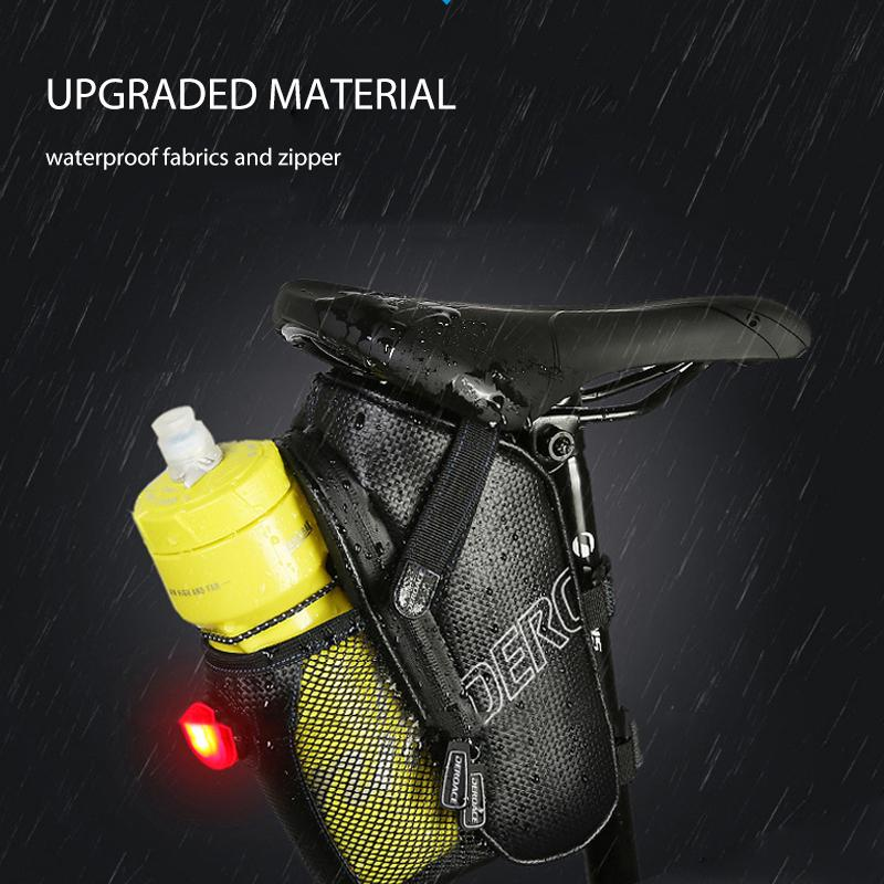 Waterproof Bicycle Tail Bag