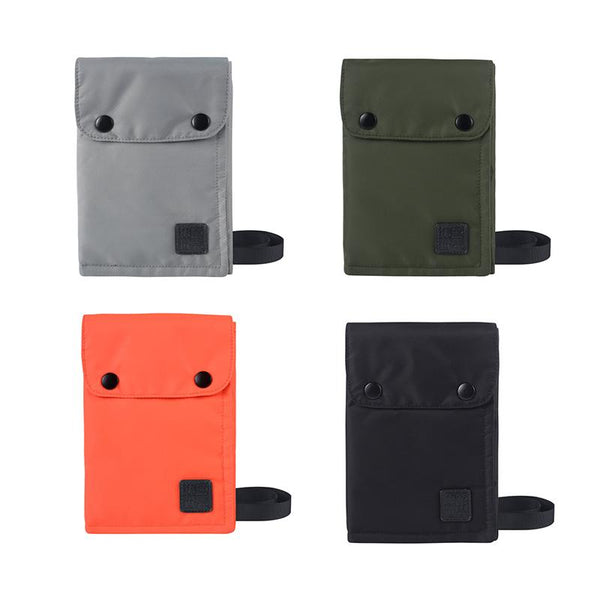 RFID Blocking Wallet Travel Pouch