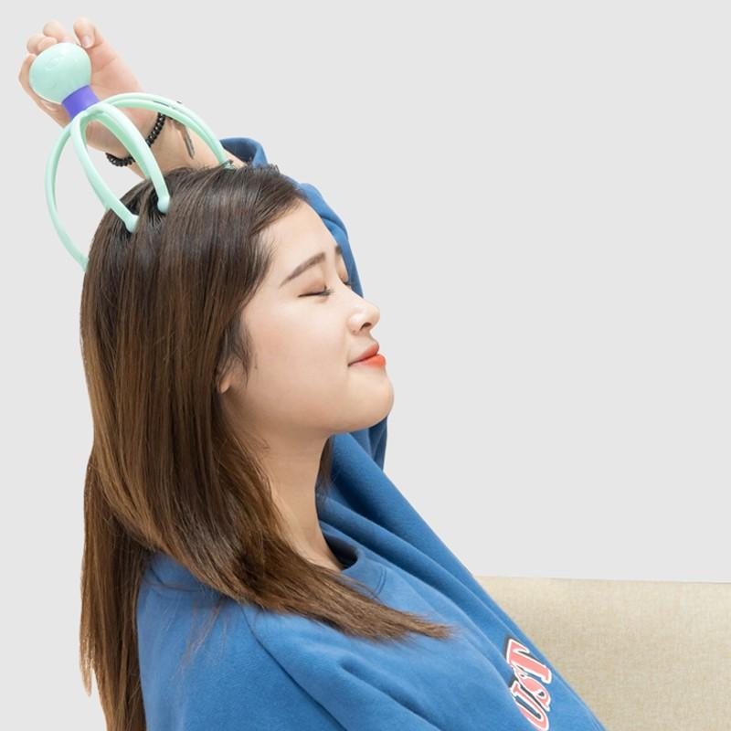 Handheld Scalp Massager
