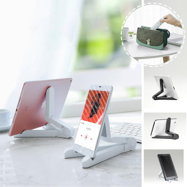 Multi-angle adjustable Foldable Tablet Holder