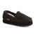 Black Berber Acorn Slipper