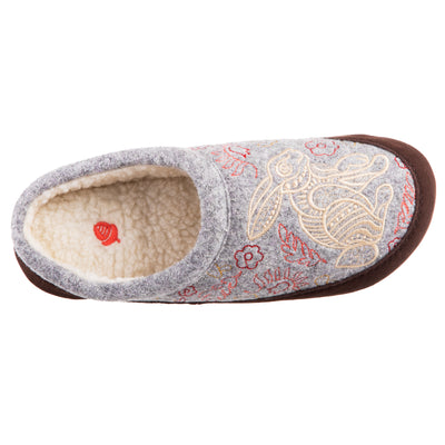 Acorn Women's Forest Mule Slippers