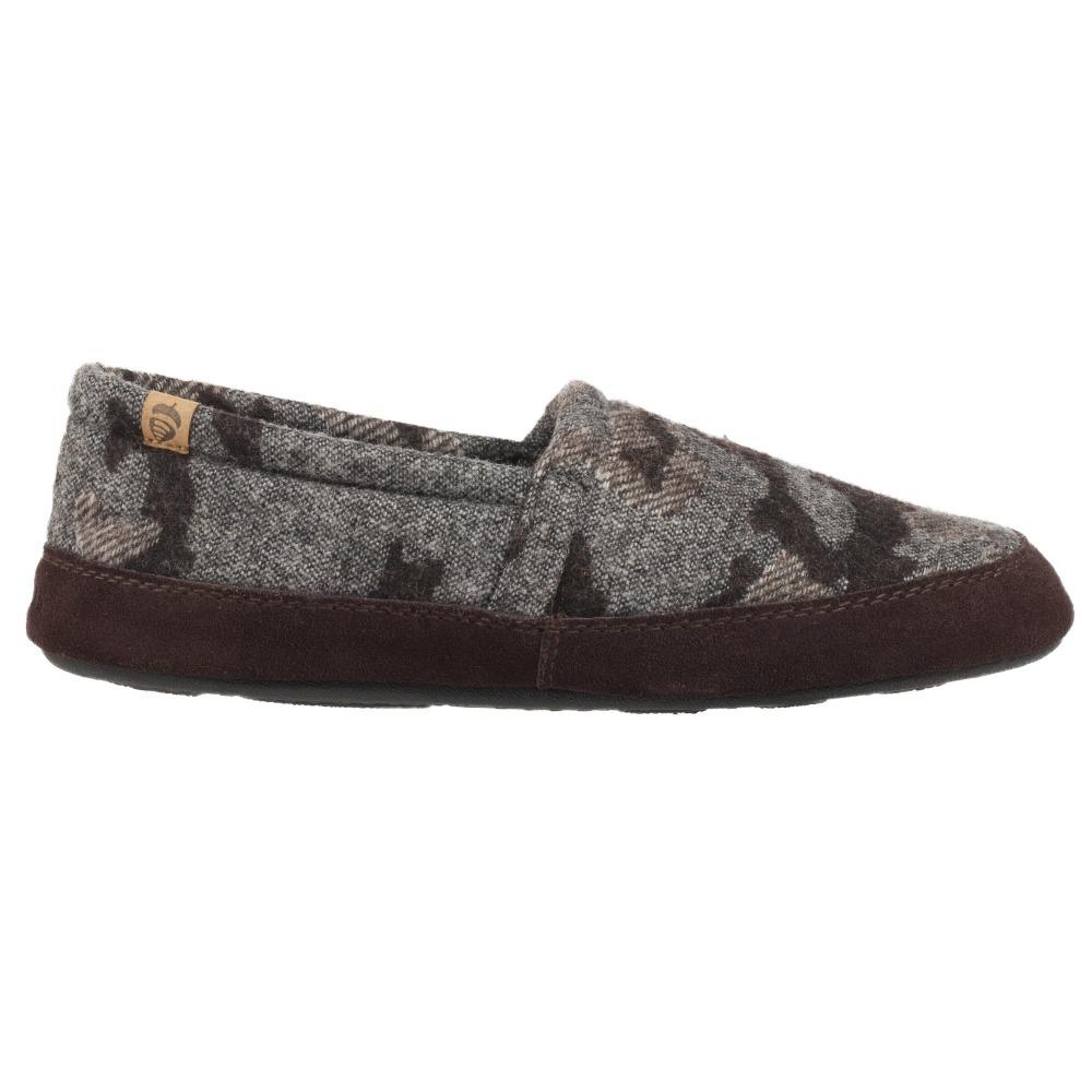 Men's Original Acorn Moccasins in Urban Camo Profile