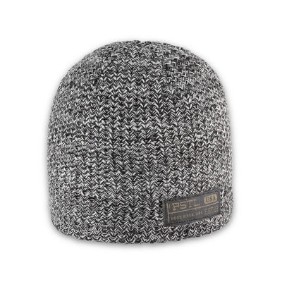 Men's Pistil Franco Chunky Knit Beanie in Grey