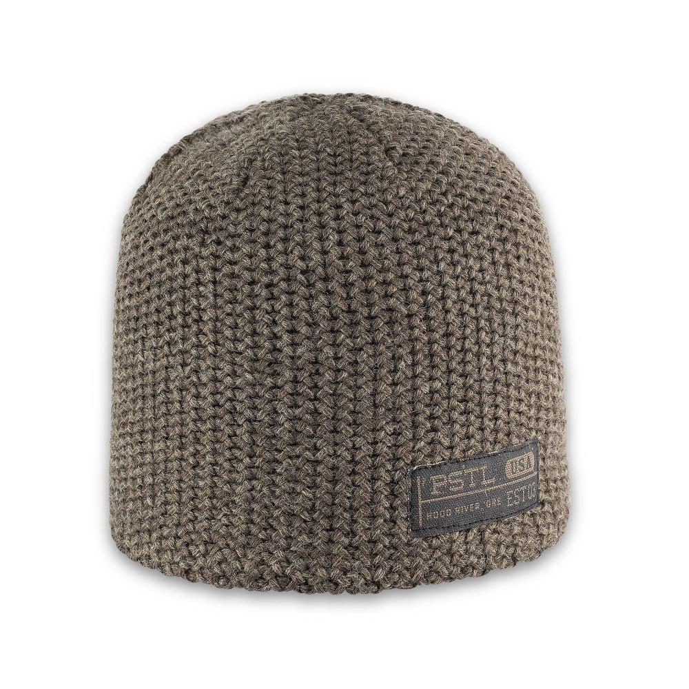 Men's Pistil Franco Chunky Knit Beanie in Bracken