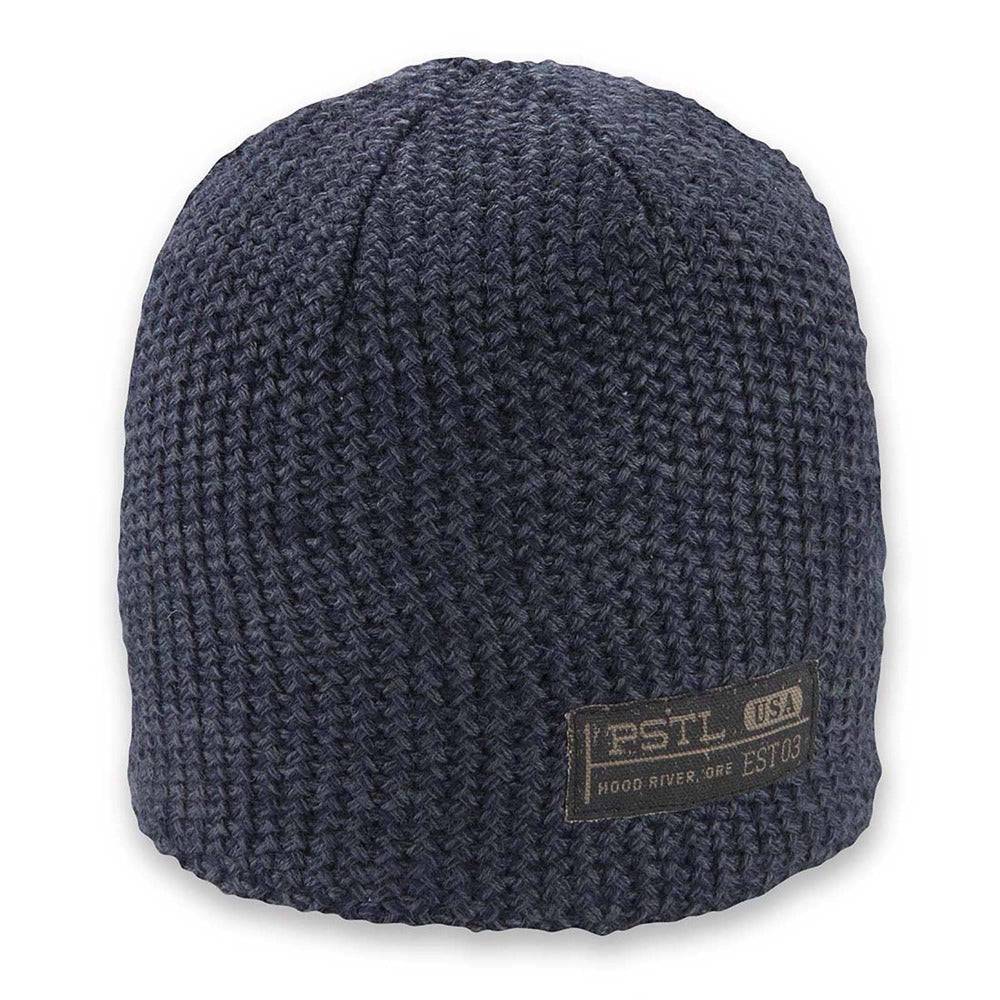 Men's Pistil Franco Chunky Knit Beanie in Midnight