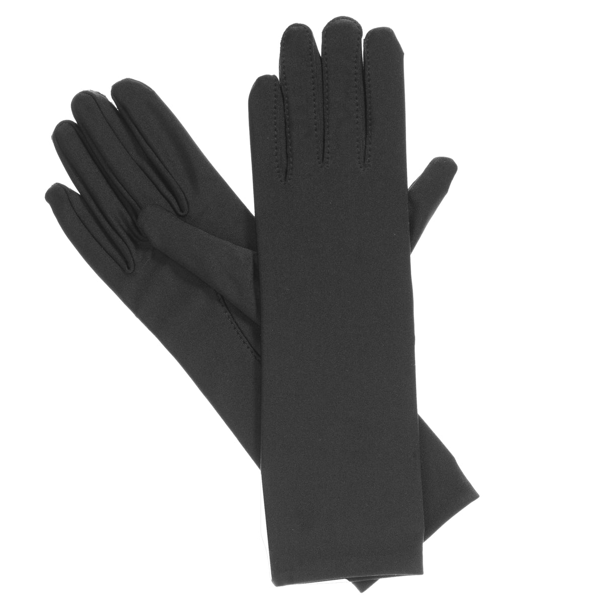 Isotoner Women's Classic Stretch Slim 3-Button Gloves - Unlined