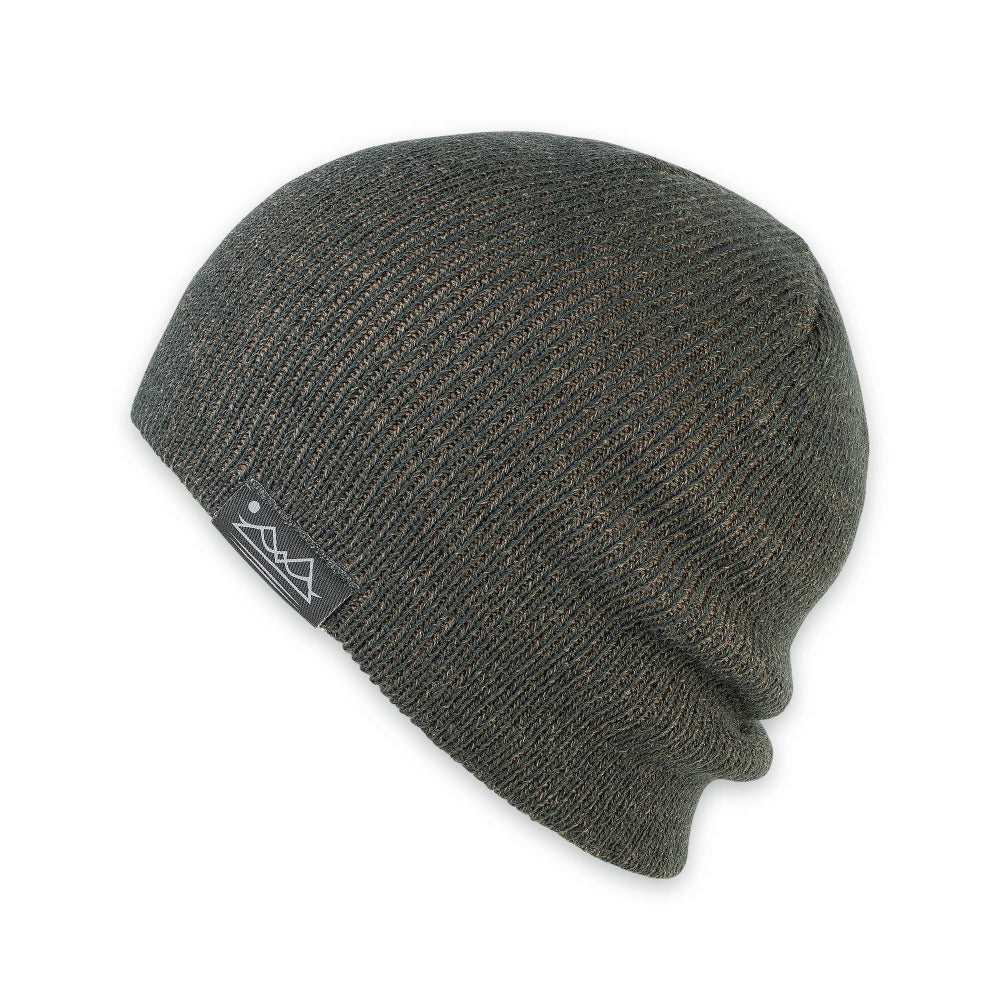 Men's Pistil Chico Slouch Knit Beanie in Spruce
