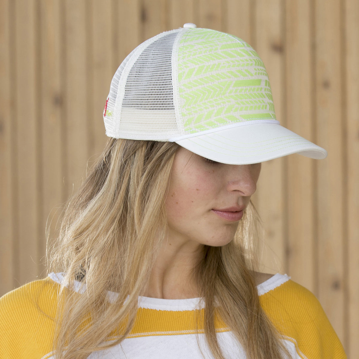 Pistil Women's SHY Trucker Hat