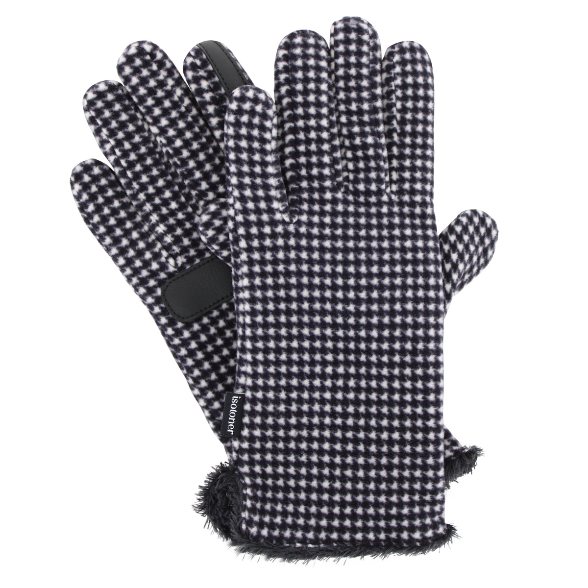 Isotoner Women's SmarTouch Stretch Fleece Gloves with SmartDri