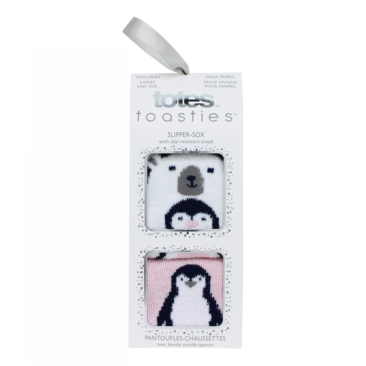 totes toasties™ Twin Pack Novelty Socks