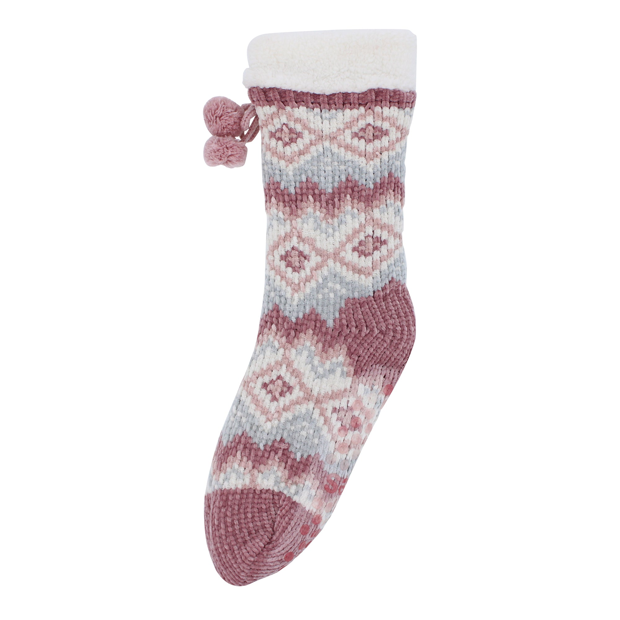 totes toasties™ Chenille Slipper Socks
