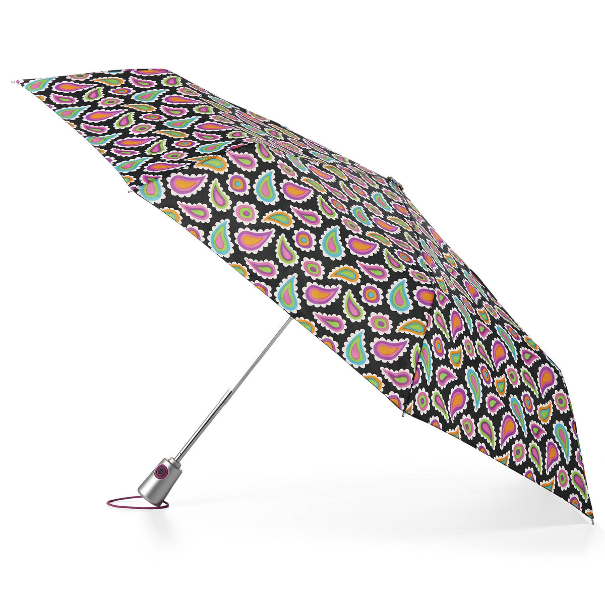 totes Auto Open Close Compact Neverwet® Umbrella