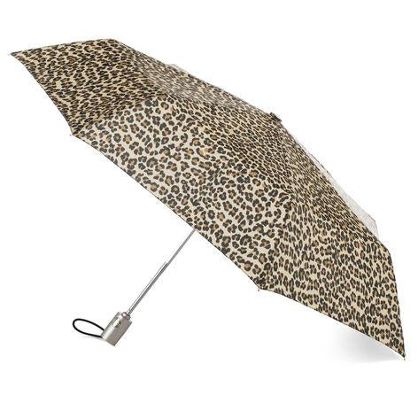 totes Auto Open/Close NeverWet® Compact Umbrella