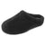 Isotoner Men's Microterry Hoodback Slippers