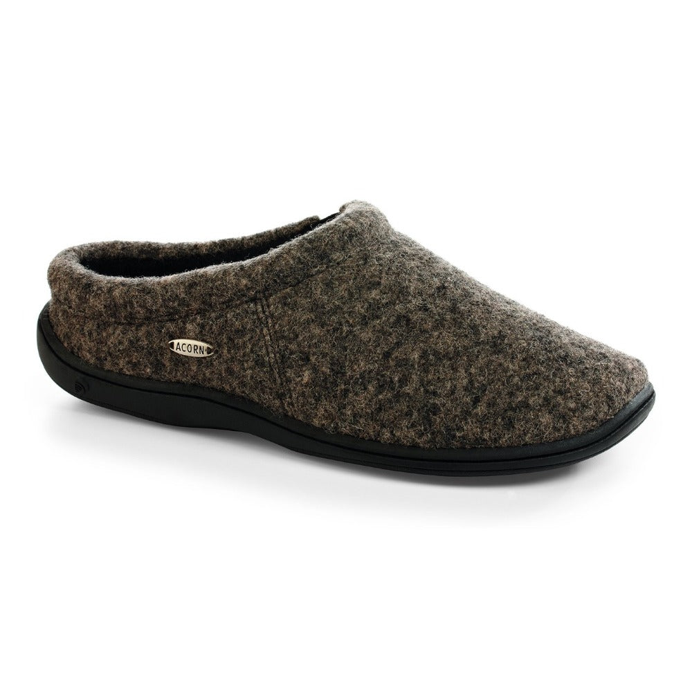 Men's Digby Gore Slippers  in Greige Heather