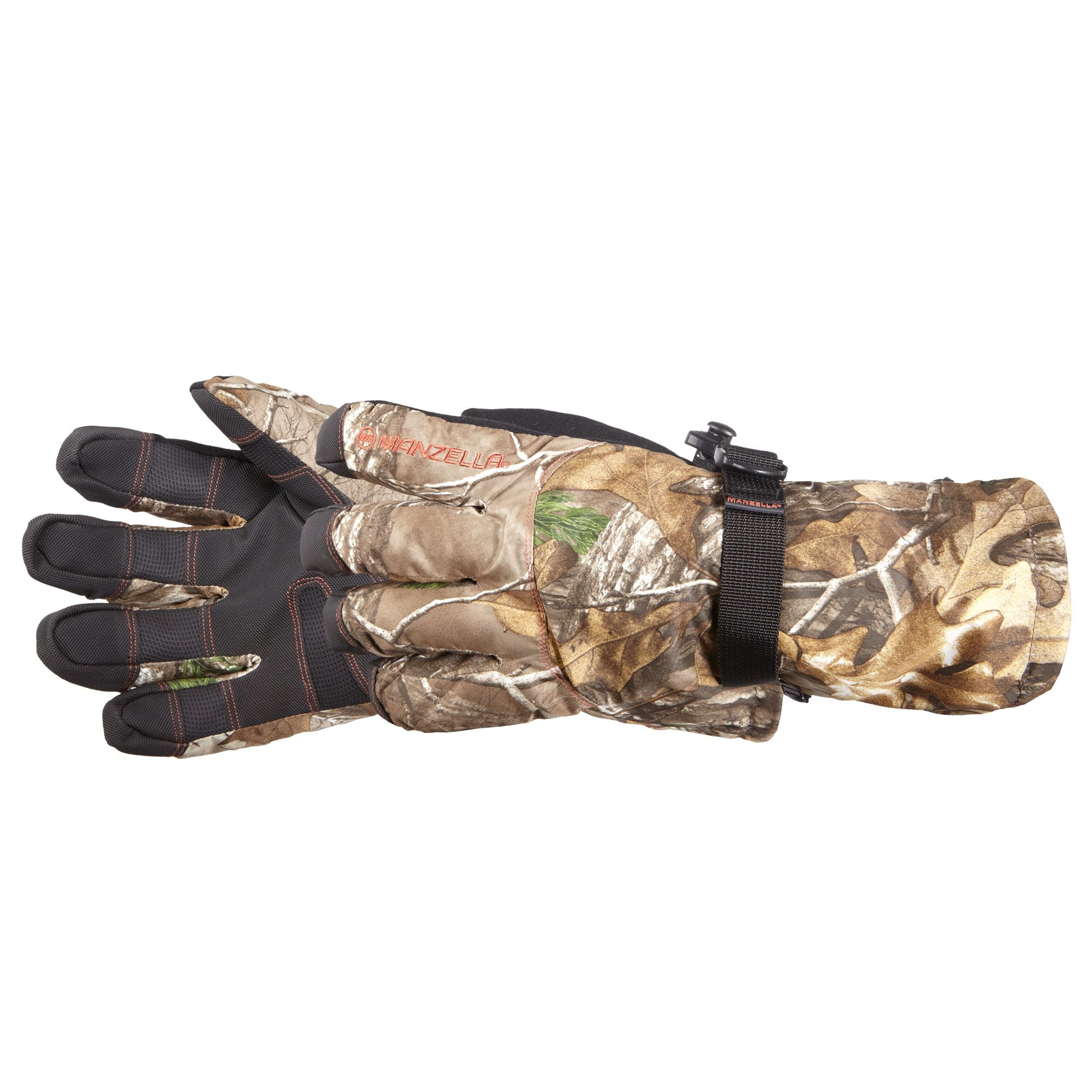 Men's Grizzly Hunting Gloves Pair Side View