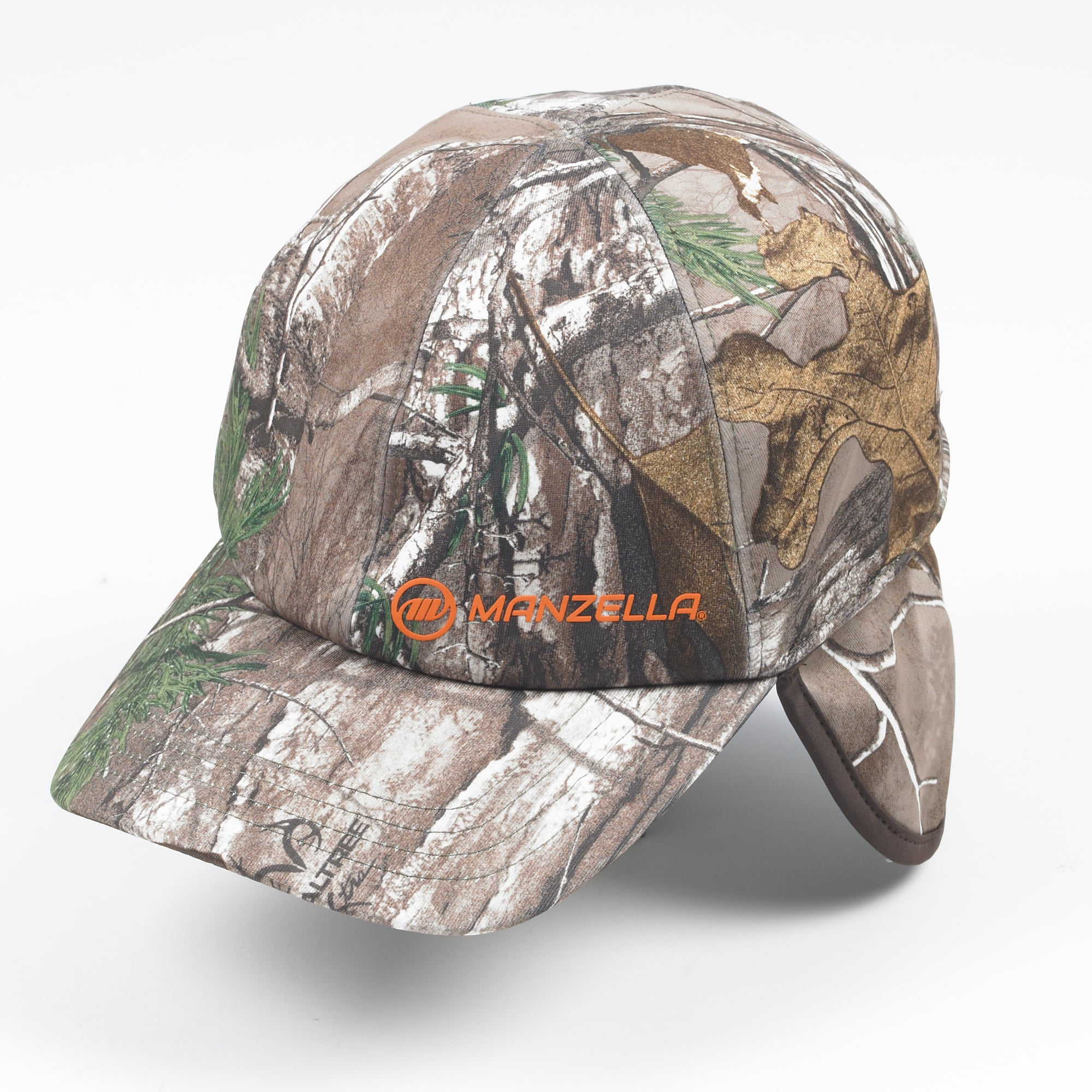 Manzella WOODSMAN Cap with Earflaps Hat for Men