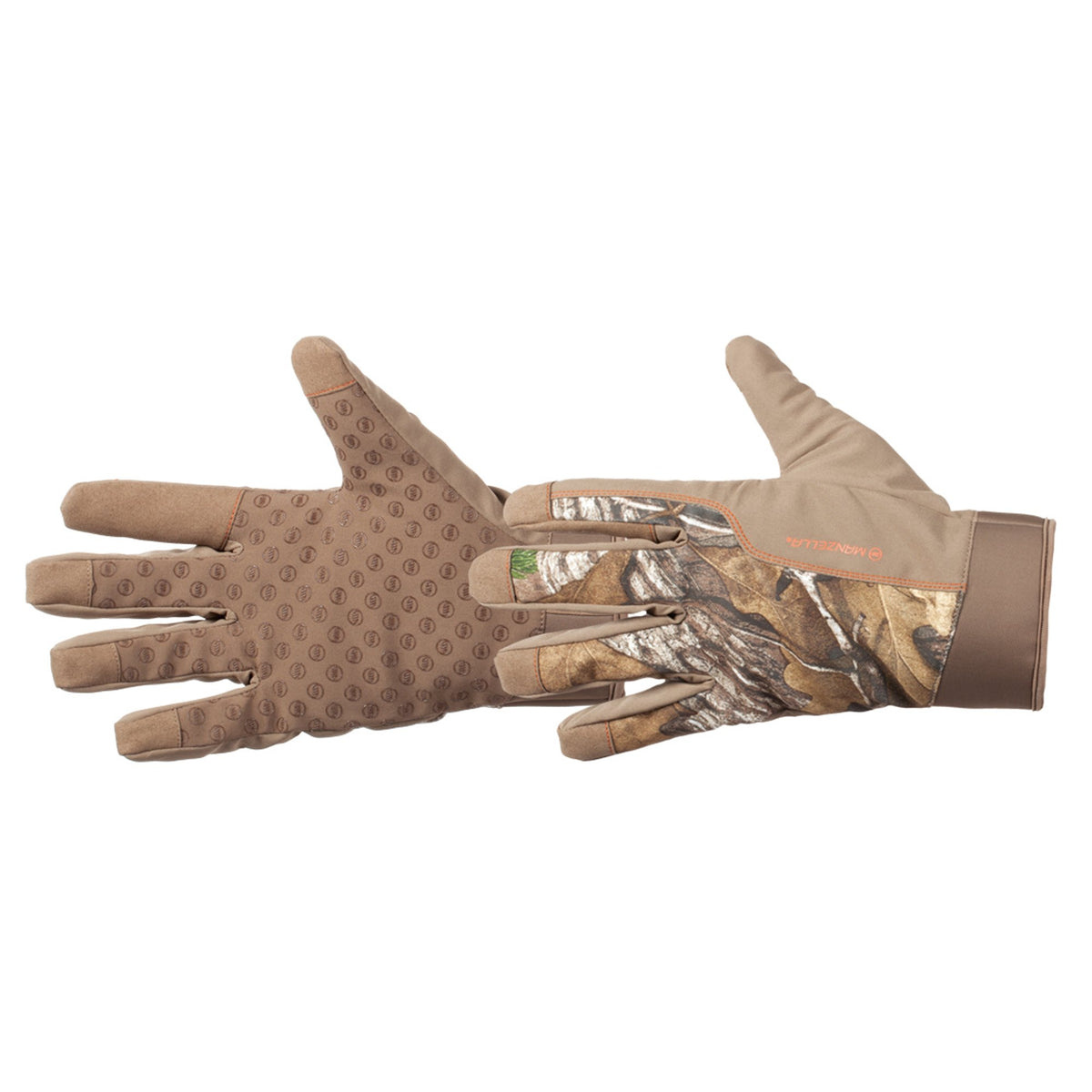 Men's Bobcat Hunting Glove in Realtree Xtra Pair Side View