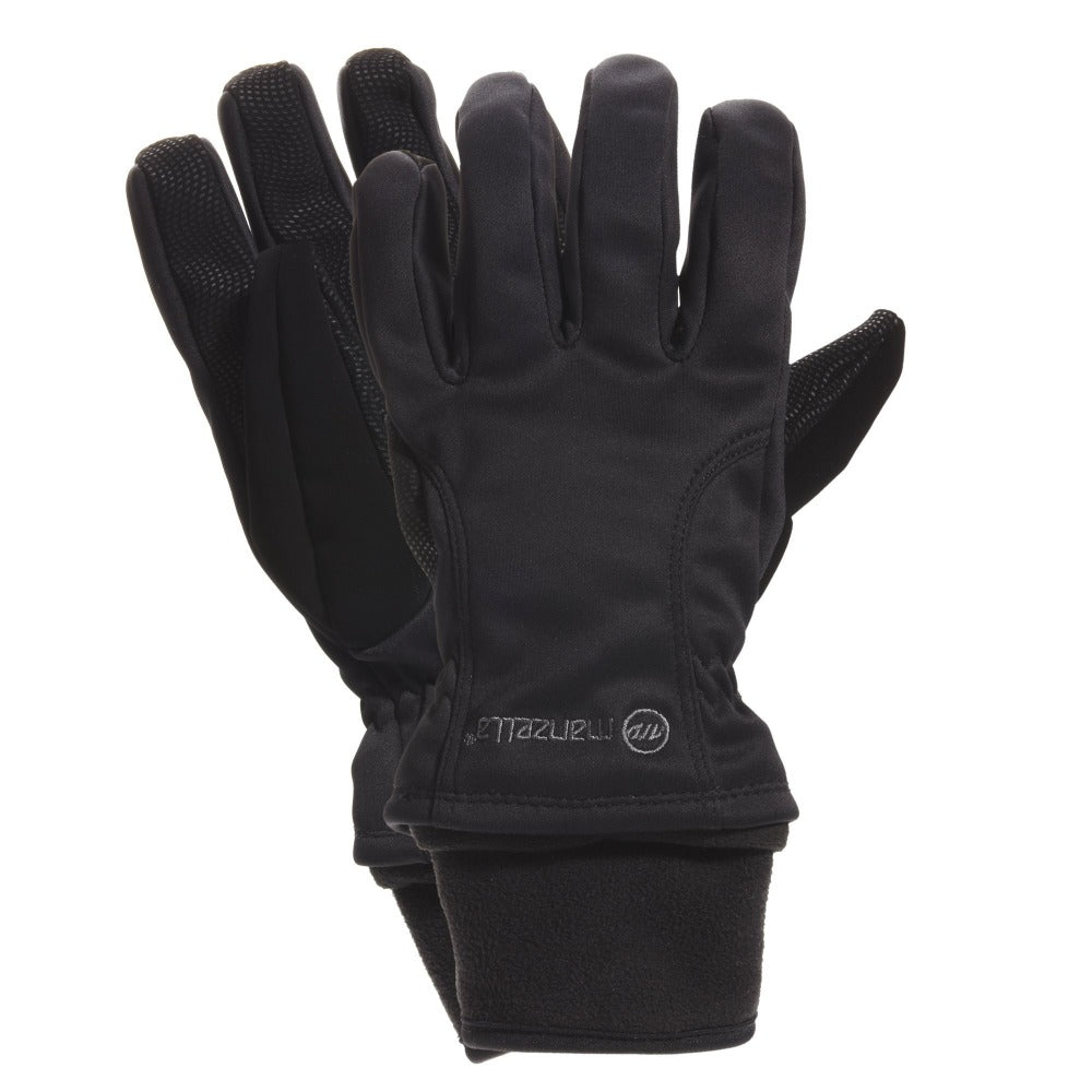 Women's Adventure 100 Outdoor Gloves Pair Straight On View