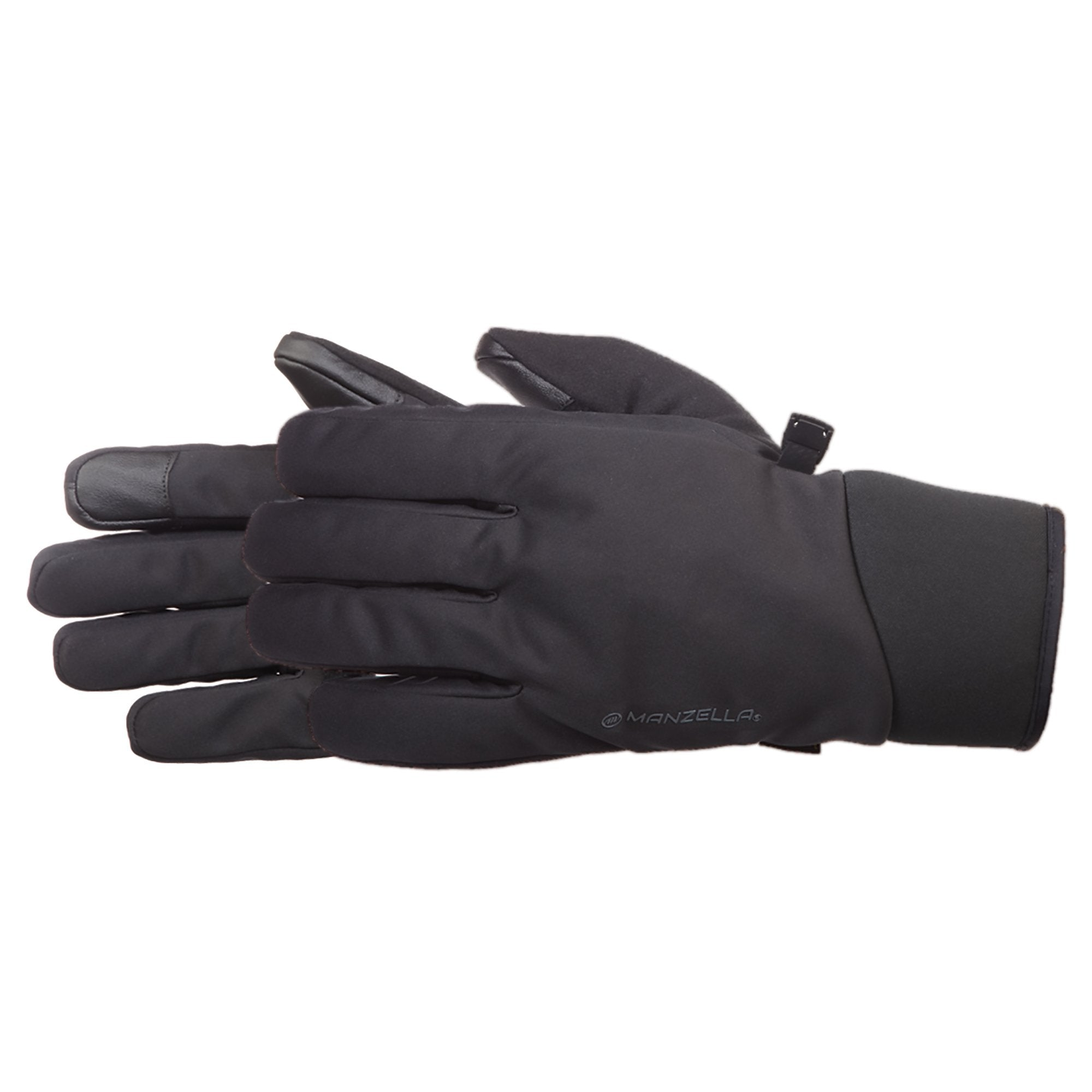 Men's All Elements 3.0 Touchtip Gloves in Black Pair Side Profile