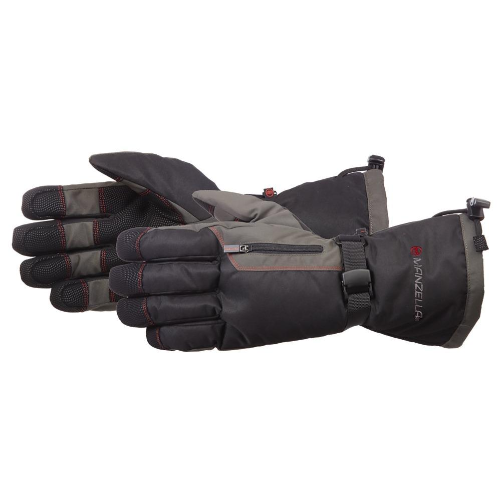 Men's Yukon Outdoor Gloves Pair Side Profile