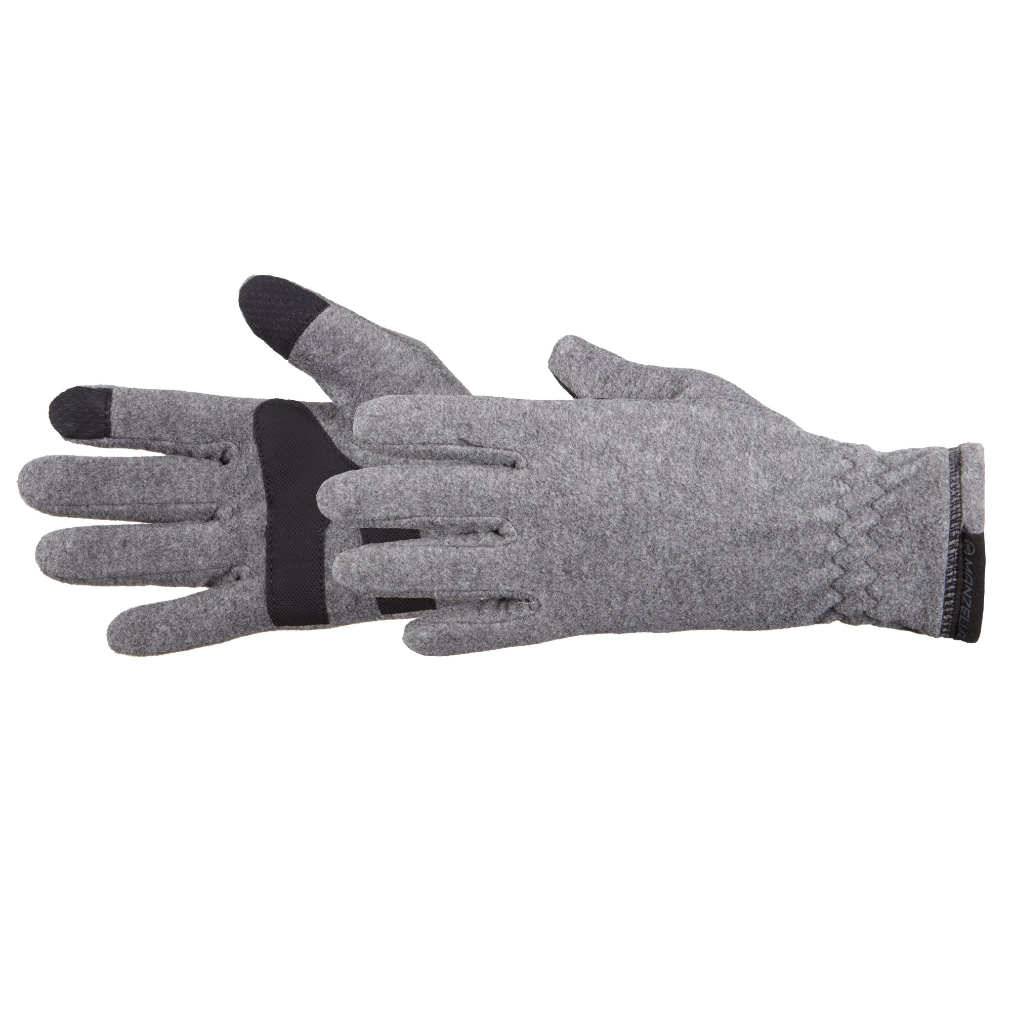 Women's Tahoe Ultra Touchtip Outdoor Gloves in Oxford Heather Pair Side View