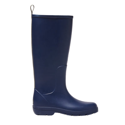 Cirrus™ Women's Claire Tall Rain Boots in Navy Blue Profile