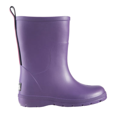Cirrus™ Toddler's Charley Tall Rain Boot in Paisley Purple Profile