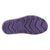Cirrus™ Toddler's Charley Tall Rain Boot in Paisley Purple Bottom Sole Tread